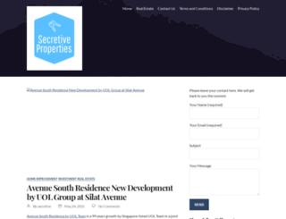 secretive.sg screenshot
