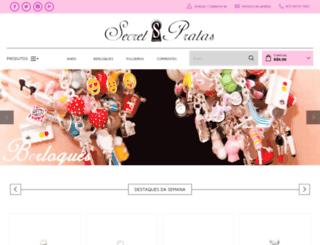 secretpratas.com.br screenshot