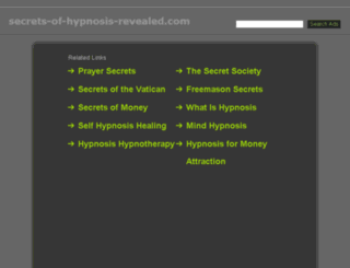 secrets-of-hypnosis-revealed.com screenshot