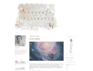 secretsofabutterfly.typepad.com screenshot