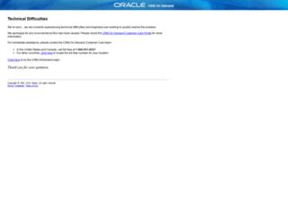secure-ausomxema.crmondemand.com screenshot