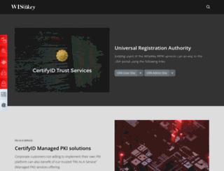 secure.certifyid.com screenshot