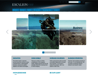 secure.escalion.com screenshot
