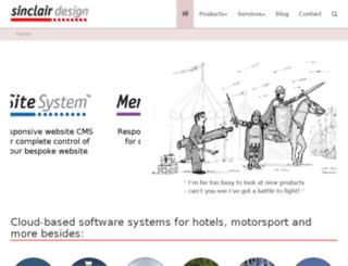 secure.hotelsystem.co.uk screenshot