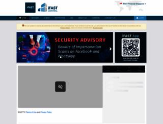 secure.ifastnetwork.com screenshot