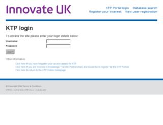 secure.ktponline.org.uk screenshot