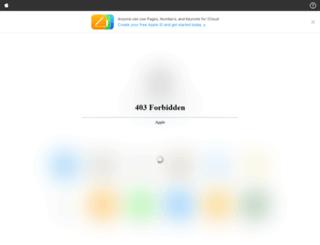 secure.me.com screenshot
