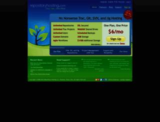 secure.repositoryhosting.com screenshot