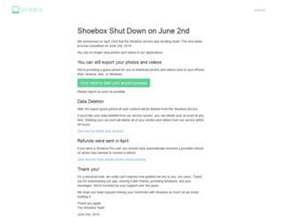secure.shoeboxapp.com screenshot