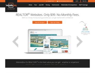 secure.websitebox.com screenshot