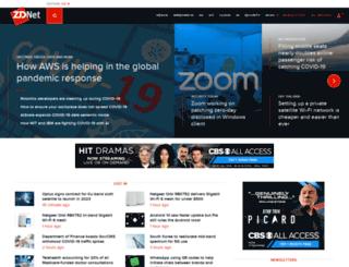 secure.zdnet.com screenshot