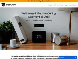 securifi.com screenshot