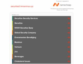 securitas214maximus.xyz screenshot