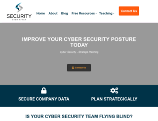 securityeverafter.com screenshot