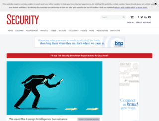 securitymagazine.com screenshot