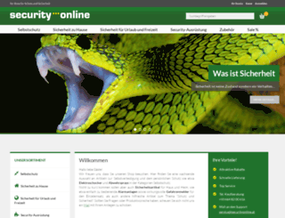 securityonline.at screenshot