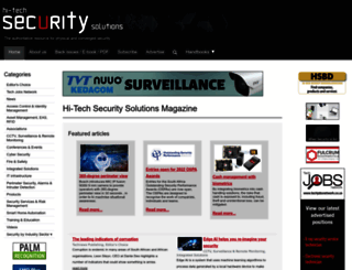 securitysa.com screenshot