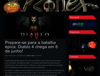 sedentario.org screenshot
