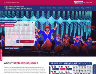 seedlingschools.com screenshot