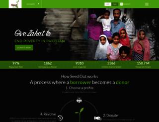 seedout.org screenshot