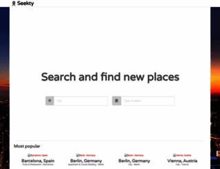 seekty.com screenshot