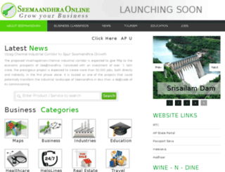 seemaandhraonline.com screenshot