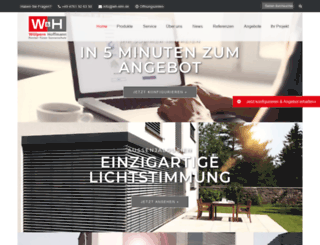 seemann-elm.de screenshot
