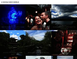 seenewthings.wordpress.com screenshot