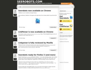seerobots.com screenshot
