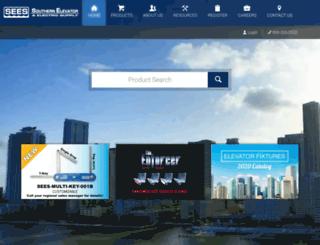 seesinc.com screenshot