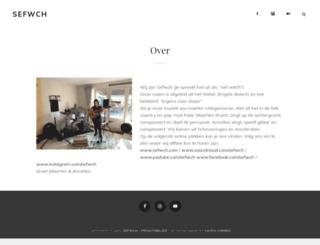 sefwch.com screenshot