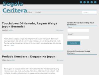 segalaceritera.com screenshot