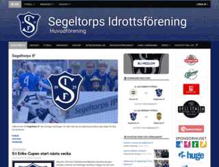 segeltorpsif.se screenshot