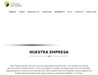 seguridadfinanciera.com screenshot