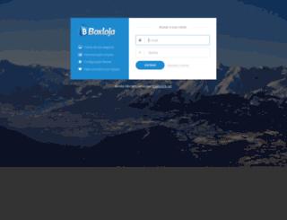 seguro.boxloja.com screenshot