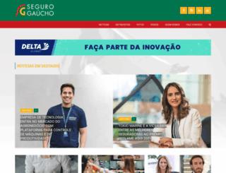 segurogaucho.com.br screenshot