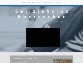 seilziehclub-ebersecken.ch screenshot