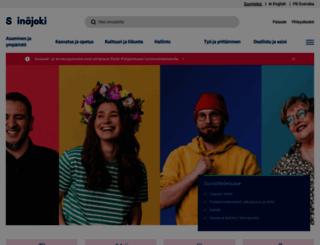 seinajoki.fi screenshot