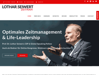 seiwert.de screenshot