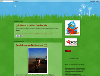 sekerkokusu.blogspot.com screenshot
