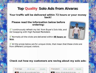 sekonas.com screenshot