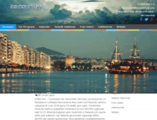 selanikkavalaturual.com screenshot