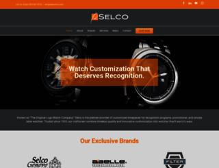 selcotime.com screenshot