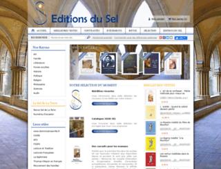 seldelaterre.fr screenshot