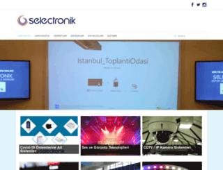selectronik.com screenshot