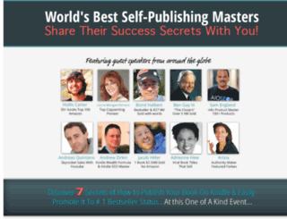 self-publisherswealthsummit.com screenshot