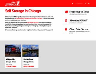 selfstorage1.com screenshot