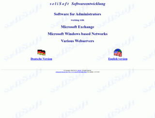 selisoft.com screenshot