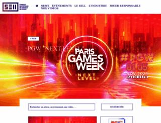 sell.fr screenshot