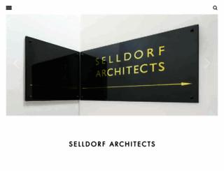 selldorf.com screenshot